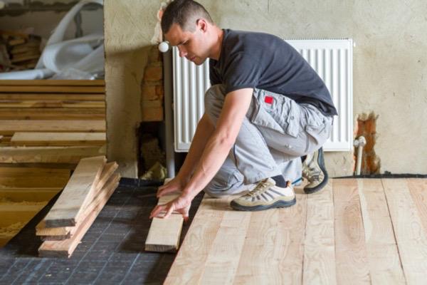 wood floor carpenter