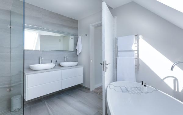 bathroom water resistant drywall